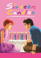 16 Candles w/ Molly Ringwald, Anthony Michael Hall on DVD Brand New Rare