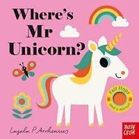 Wheres Mr Unicorn Felt Flaps