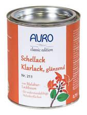 Schellack-Klarlack glänzend Nr. 211 0,75l von Auro