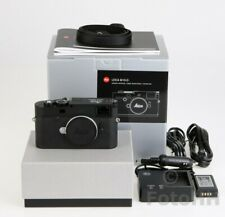 LEICA M10-D BODY BLACK CHROME FINISH (LEICA NUMBER : 20014) // BRAND NEW IN BOX