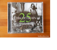 CD 25 HITS OF THE 60'S - VOLUME 3 (U8)