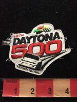 As-Is 1996 Florida DAYTONA 500 NASCAR Car Race / Auto Jacket Patch 86N5