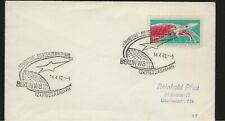 1968 East Germany Space Postal Cover FDC Vostok 1 Leaving the Earth