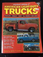 Lenzke Standard Catalog of American Light-Duty Trucks Pickups, Panels 1896-2000