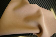 HIGH QUALITY BEIGE/SAND SPEAKER FABRIC / CLOTH / GRILLS - 500mm x 850mm  VINTAGE
