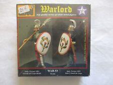 Figurine kit EMI Warlord 54mm. Garde du duc d'Este 1482