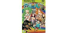 manga ONE PIECE NEW EDITION 53 - MANGA STAR COMICS - NUOVO