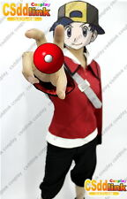 Pokemon Heart Gold Soul Silver Cosplay Costume Any Sizes CS