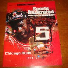 1996-97 Sports Illustrated Commemorative Edition Michael Jordan NBA Champs 15X