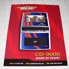 Rock Ola CD-9000 PEAVEY SOUND 2005 Original JUKEBOX NOS Promo Sales Flyer