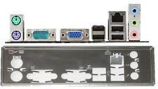 ATX Blende I/O shield MSI G31TM-P21 -P25 -P31 -P35 #208 io NEU OVP K9N6PGM2-V2