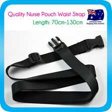 "Strap Extension Belt for Nurse Pouch ""extra pocket"" Quick Pick Bag"