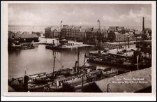 Saint Nazaire France CPA 1930/40 Vue sur vieux Saint Nazaire Hafen Schiff Ships