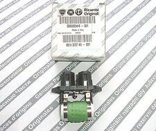 ALFA ROMEO 145 155 166 GTV SPIDER  Genuine Radiator Fan Motor Resistor 60692416
