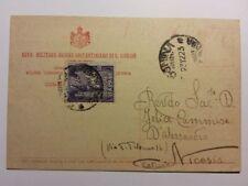 C.30 serie Avvento del Fascismo Annullo 1923 isolato storia postale