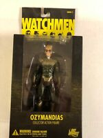 "Watchmen DC Direct Series 1 OZYMANDIAS 7"" Collector Action Figure"
