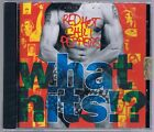 RED HOT CHILI PEPPERS WHAT HITS!? CD F.C. SIGILLATO!!!