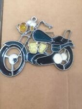 suncatcher stained glass *Motorcycle