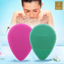 Facial Cleansing Brush Face Skin Silicone Deep Clean Blackhead Pore Blackhead UK