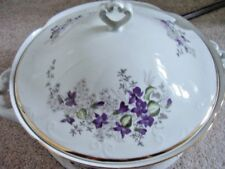 Chodziez made in Poland porcelain large tureen -bowl with cover