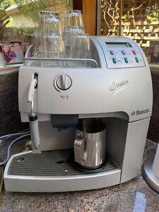 Saeco Stratos Fully Automatic coffee machine