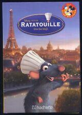 RATATOUILLE - Club del libro Disney HACHETTE 2015 - NUOVO
