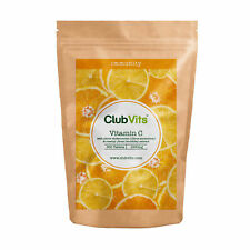 Club Vits - Vitamin C 1000mg with Rosehip & Bioflavonoids - 365 Tablets