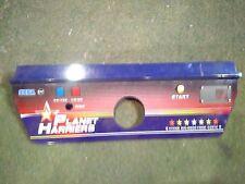 sega planet harriers arcade control panel #2