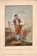 Originaldrucke (1800-1899) aus Schweiz mit Kupferstich