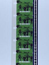 16MM FEATURE: The Green Berets (1968) John Wayne AGFA Color