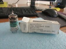 Philips ECG  Model: JAN5687WB Electron Tube.  Unused Old Stock <