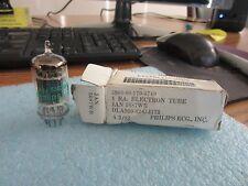 Philips ECG  Model: JAN5687WB Electron Tube.  Unused Old Stock