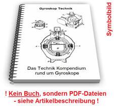 Gyroskop selbst bauen Gyrometer Kreiselstabilisator -instrument Technik Patente