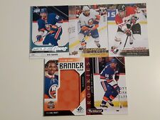 Lot of 5 2017-18 UD Josh Ho-Sang Rookie Cards