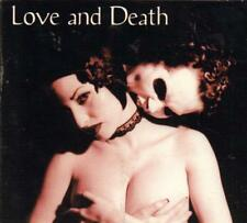 Various Electronica(CD Album)Love And Death--New