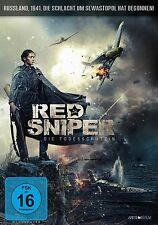 Red Sniper - Die Todesschützin - DVD NEU + OVP!