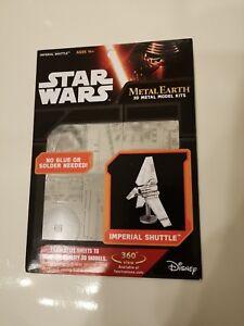 Star Wars Metal Earth Imperial Shuttle