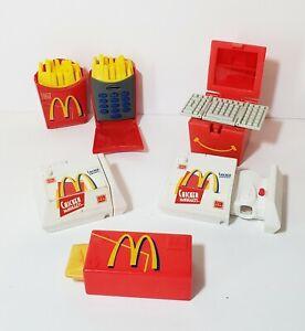 Vintage McDonalds Food Foolers Happy Meal Transform Change Fries Nuggets