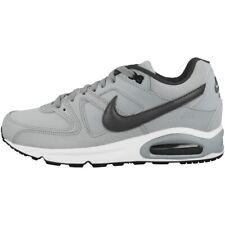 Nike Air Max Command Leather Schuhe Freizeit Sneaker grey black white 749760-012