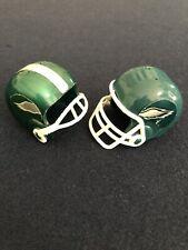 2 Vintage Philadelphia Eagles NFL Gumball Helmets