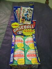 1984 OPC O-Pee-Chee Baseball Packs
