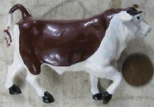 Vintage Cast Lead Britains Bull Cow Farm #1