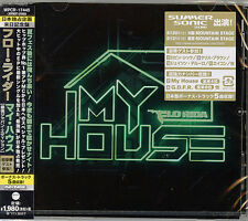 FLO RIDA-MY HOUSE-JAPAN CD Bonus Track E20