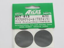 Team Atlas MH7-613 Ball Diff Protector Seals For Tamiya TRF415