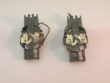 AURORA AFX MAGNATRACTION BARE LIGHTED CHASSIS ~ 2PC ~ NOS ~ TESTED & WORKING