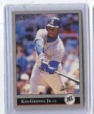 2014 Leaf Memories 1992 Leaf Ken Griffey Jr Buyback card /5 Mariners