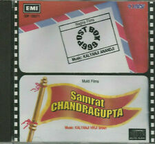 POST BOX 999 / Samrat CHANDRAGUPTA CD * BOLLYWOOD * INDIAN * HINDI *