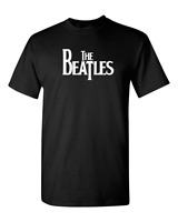 The Beatles T-SHIRT - S to 3XL - Classic Rock Band Legend