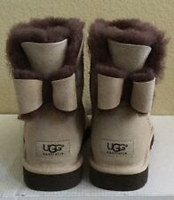 UGG NAVEAH MINI BAILEY BOW MOONLIGHT WOMEN BOOTS USA 9 / EU 40 / UK 7.5 - NEW