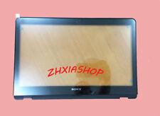 NEW SONY Vaio SVF14A SVF14AC1QL SVF14A15CXB Touch Screen Digitizer Glass + Bezel